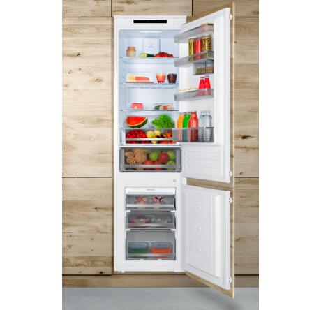 Встраиваемый холодильник Hansa BK347.4NFC Белый - hansa.ru – фото 4
