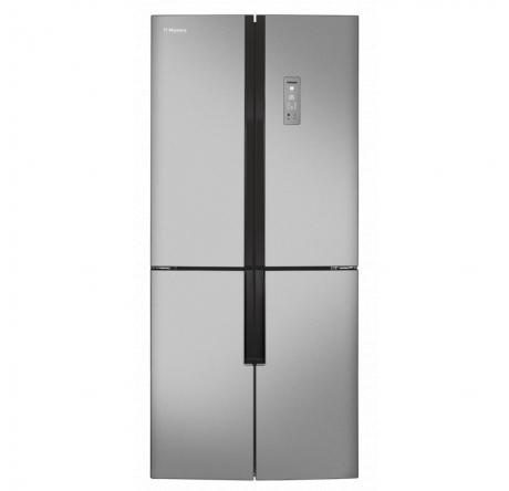 Холодильник Hansa FY418.3DFXC Нержавеющая сталь - hansa.ru – фото 1