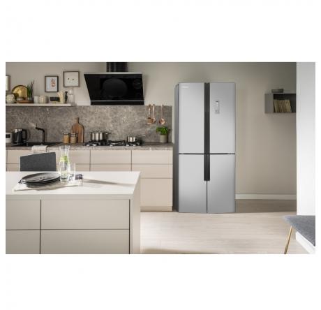 Холодильник Hansa FY418.3DFXC Нержавеющая сталь - hansa.ru – фото 4