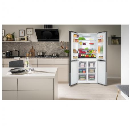 Холодильник Hansa FY418.3DFXC Нержавеющая сталь - hansa.ru – фото 5