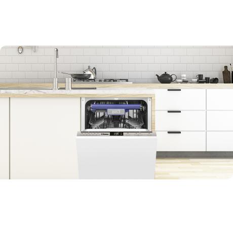 Встраиваемая посудомоечная машина Hansa ZIM486SEH Белый - hansa.ru – фото 9