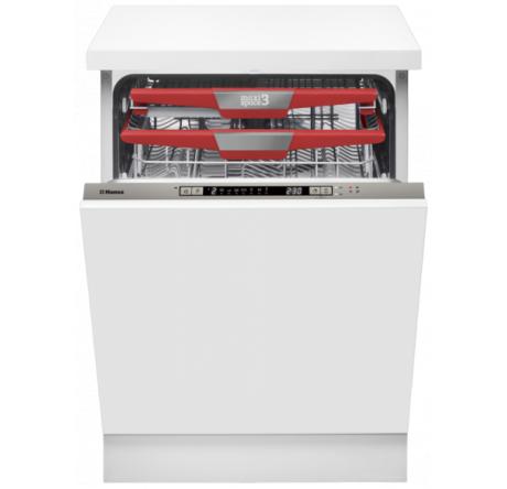 Встраиваемая посудомоечная машина Hansa ZIM647ELH Белый - hansa.ru – фото 1