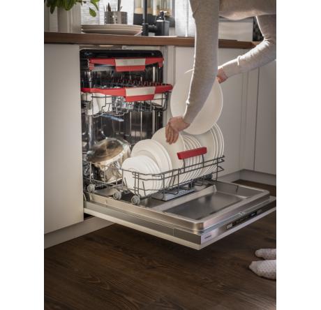 Встраиваемая посудомоечная машина Hansa ZIM647ELH Белый - hansa.ru – фото 13