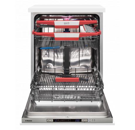 Встраиваемая посудомоечная машина Hansa ZIM647ELH Белый - hansa.ru – фото 2
