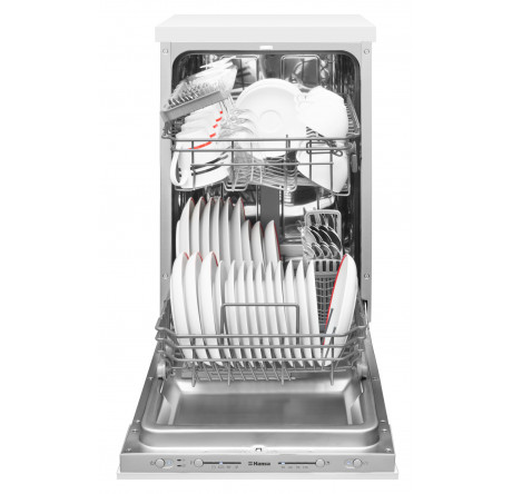 Посудомоечная машина Hansa ZIM454H Белый - hansa.ru – фото 4