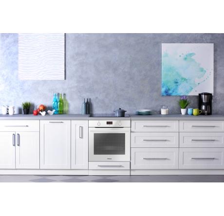 Духовой шкаф Hansa Baking Pro BOEW683020 Белый - hansa.ru – фото 6