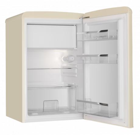 Холодильная камера Hansa FM1337.3HAA Бежевый - hansa.ru – фото 4