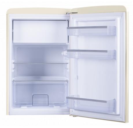 Холодильная камера Hansa FM1337.3HAA Бежевый - hansa.ru – фото 5