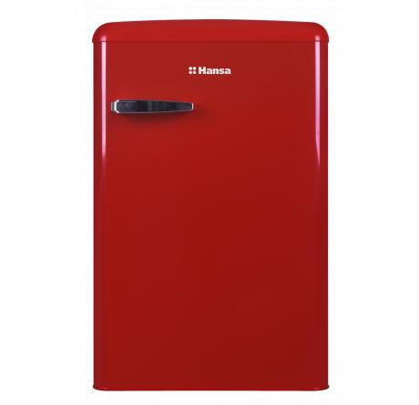 Холодильная камера Hansa FM1337.3RAA Красный - hansa.ru – фото 1