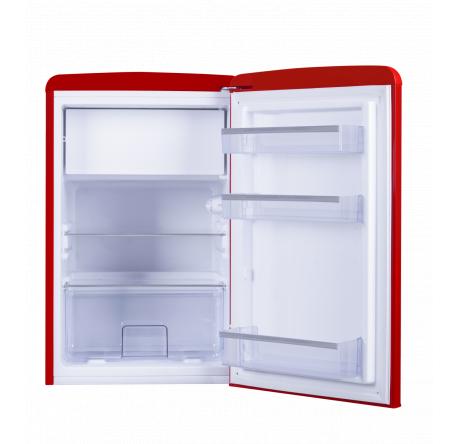 Холодильная камера Hansa FM1337.3RAA Красный - hansa.ru – фото 4