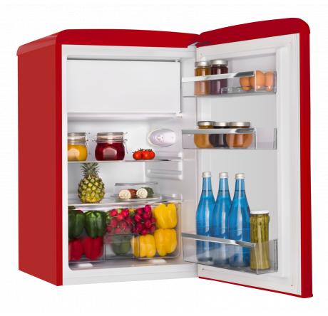 Холодильная камера Hansa FM1337.3RAA Красный - hansa.ru – фото 5