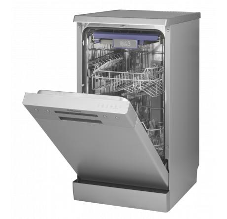 Посудомоечная машина Hansa ZWM416SEH Серебристый - hansa.ru – фото 4