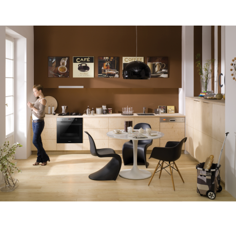 Духовой шкаф Hansa Baking Pro BOES683020 Черный - hansa.ru – фото 15