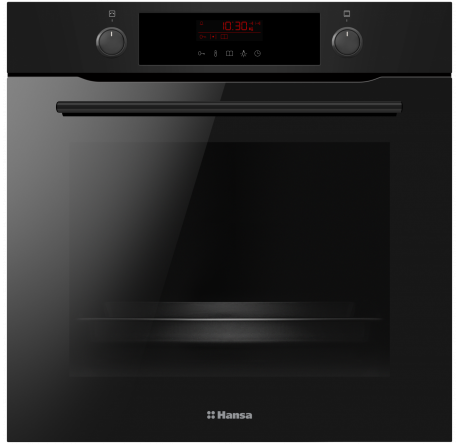 Духовой шкаф Hansa Baking Pro BOESS696001 Черный - hansa.ru – фото 1
