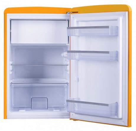 Холодильная камера Hansa FM1337.3YAA Желтый - hansa.ru – фото 2