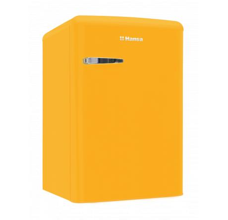 Холодильная камера Hansa FM1337.3YAA Желтый - hansa.ru – фото 3