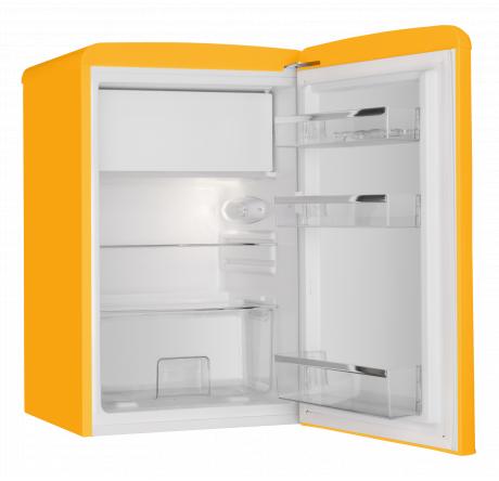 Холодильная камера Hansa FM1337.3YAA Желтый - hansa.ru – фото 4