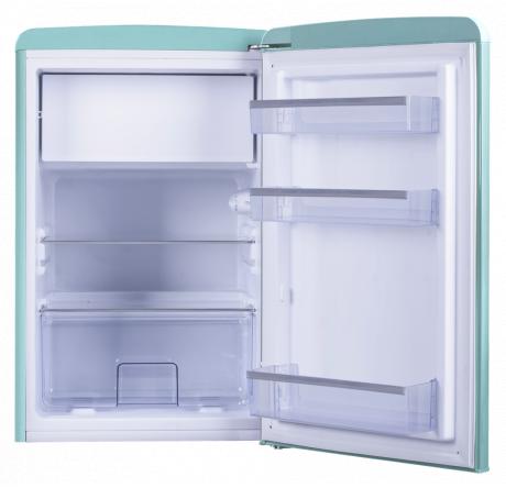 Холодильная камера Hansa FM1337.3JAA Бирюзовый - hansa.ru – фото 2
