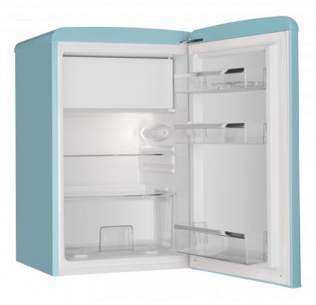 Холодильная камера Hansa FM1337.3JAA Бирюзовый - hansa.ru – фото 4