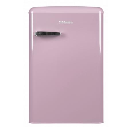 Холодильная камера Hansa FM1337.3PAA Розовый - hansa.ru – фото 1
