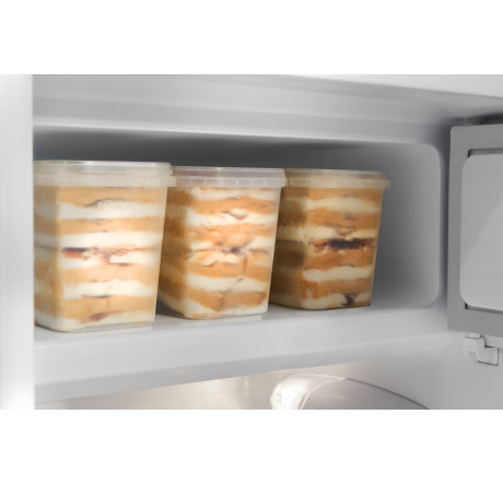 Холодильная камера Hansa FM1337.3PAA Розовый - hansa.ru – фото 10