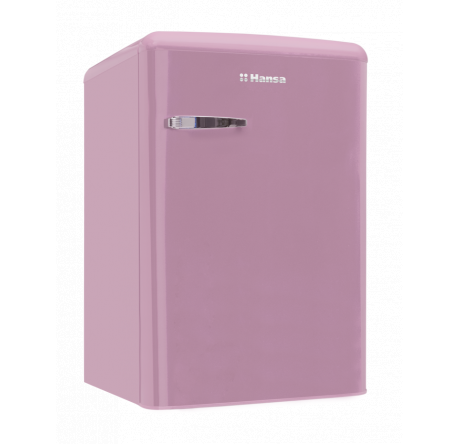Холодильная камера Hansa FM1337.3PAA Розовый - hansa.ru – фото 2