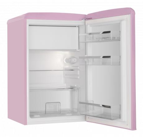 Холодильная камера Hansa FM1337.3PAA Розовый - hansa.ru – фото 4