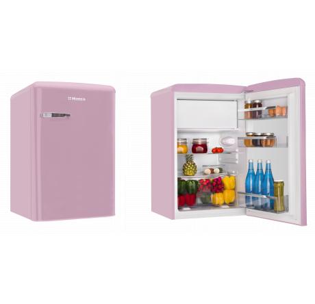 Холодильная камера Hansa FM1337.3PAA Розовый - hansa.ru – фото 5