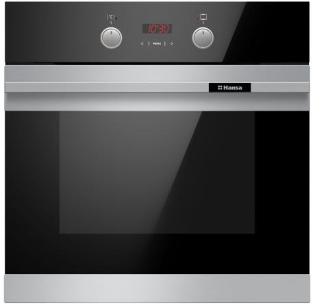 Духовой шкаф Hansa Baking Pro BOEI694003 Нержавеющая сталь - hansa.ru – фото 1