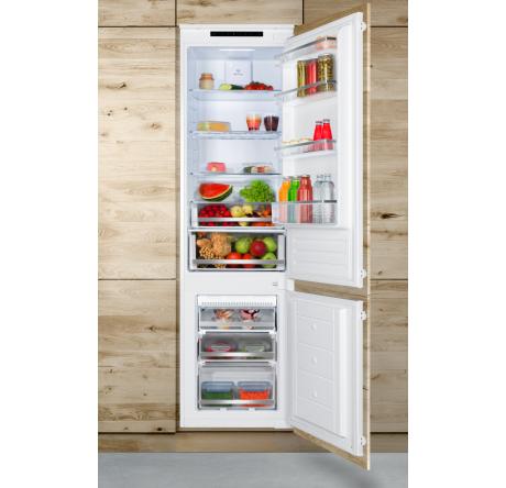 Встраиваемый холодильник Hansa BK347.3NF Белый - hansa.ru – фото 4