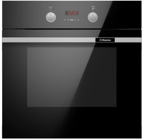 Духовой шкаф Hansa Baking Pro BOES694003 Черный - hansa.ru – фото 1