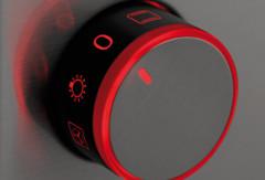 Утапливаемые переключатели с подсветкой