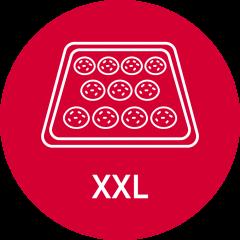 XXL объем духовки
