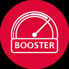 Функция Booster