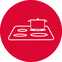 Датчики установленной посуды